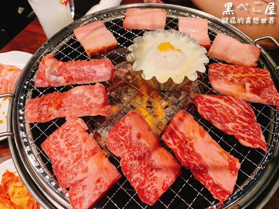 【日本燒肉吃到飽】大阪燒肉吃到飽極上和牛吃到飽只要5980日圓!大阪推薦必吃的燒肉店「黒べこ屋 裏難波店」!