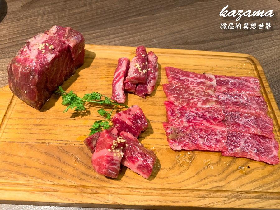 【台中美食】台中慶生餐廳-燒肉風間Kazama,當日壽星可以抽獎有機會整桌免費!
