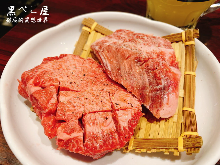 【日本燒肉吃到飽】大阪燒肉吃到飽「黒べこ屋 裏難波店」!大阪推薦燒肉店極上和牛吃到飽只要5980日圓! @猴屁的異想世界