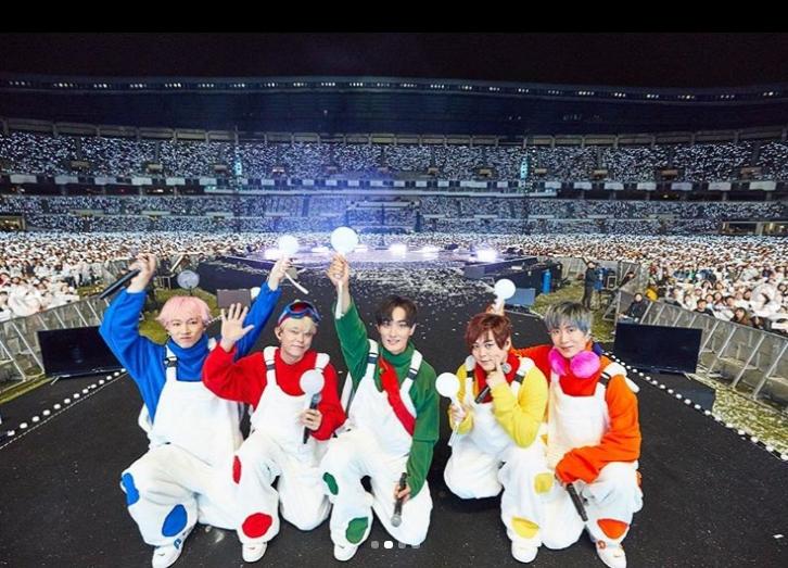 2019韓國四天三夜H.O.T演唱會自由行