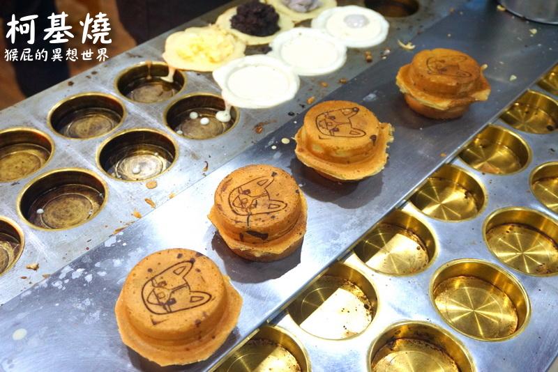 【新北永和】永和新開的柯基燒點心舖!IG熱門打卡景點有大球池!永和超可愛甜點!寵物友善餐廳!有蛋糕、甜點、車輪餅!近頂溪捷運站! @猴屁的異想世界