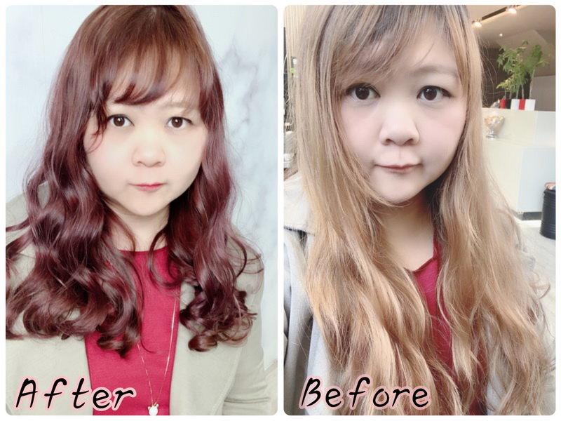 【台中髮廊推薦】台中染髮推薦-唐華沙龍