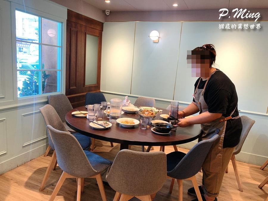 【台北內湖】內湖網美風泰式料理-P.Ming泰式廚坊!月亮蝦餅超級厚!平價美味,CP值高,適合慶生聚餐!內湖737巷附近! @猴屁的異想世界