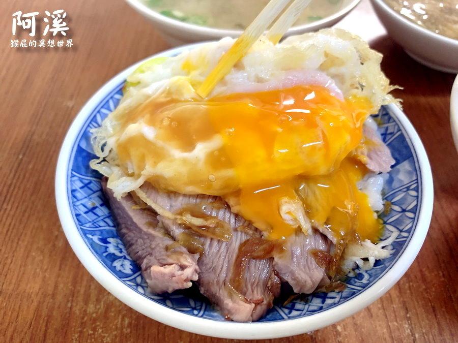 【嘉義美食】嘉義雞肉飯推薦:阿溪雞肉飯!片飯