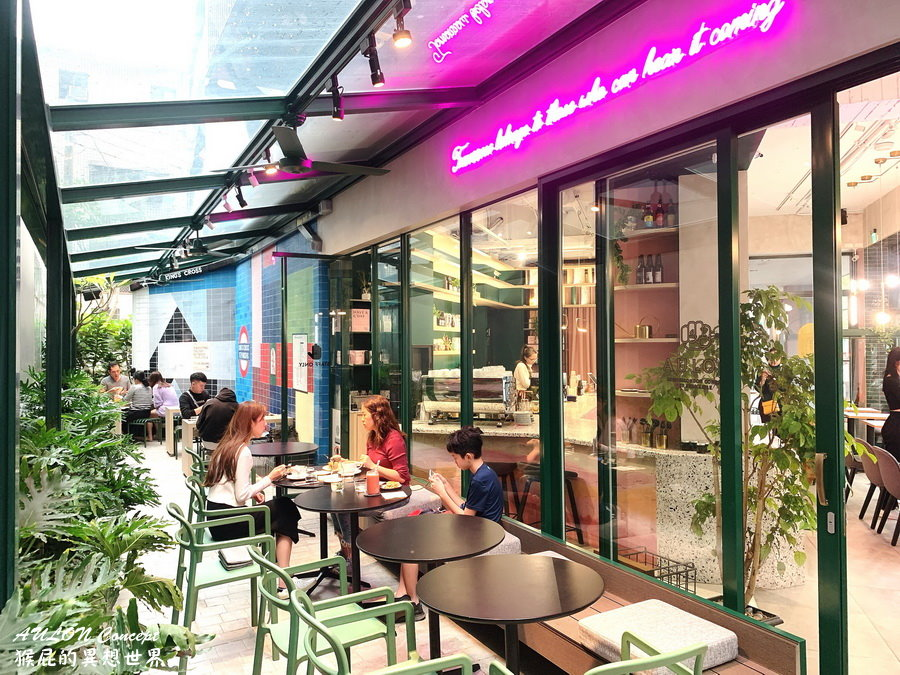 【台中美食】澳倫概念AULON Concept-憲賣咖啡旗下網美咖啡廳!逢甲附近咖啡廳!