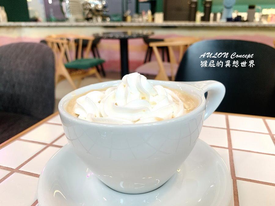 【台中美食】澳倫概念AULON Concept-憲賣咖啡旗下網美咖啡廳!逢甲早午餐、逢甲咖啡廳! @猴屁的異想世界
