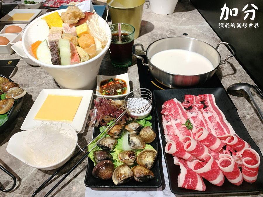【西門町美食】加分火鍋西門店!台北最好吃的牛奶鍋!西門町餐廳推薦!(台北火鍋推薦、台北牛奶鍋)