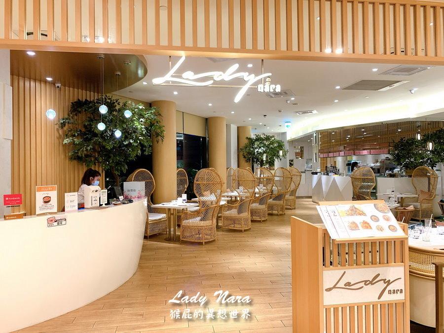 【信義區美食】Lady nara曼谷新泰式料理(台北統一時代店)!泰奶舒芙蕾必點!台北IG打卡餐廳、台北網美餐廳!