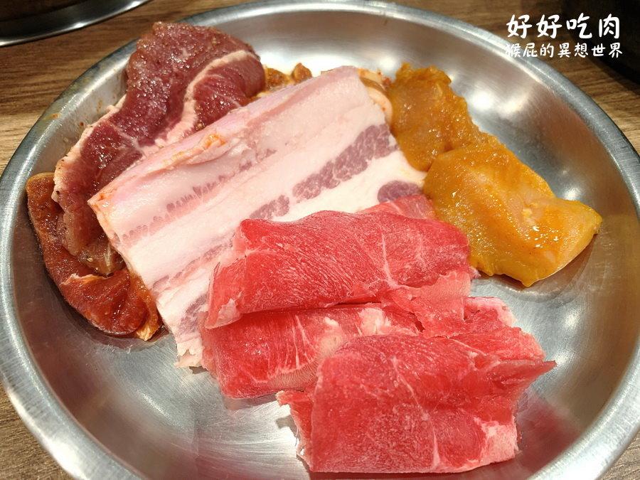 【台中吃到飽】好好吃肉韓式烤肉吃到飽299元起!燒肉、火鍋、韓式小菜、飲料等通通吃到飽!(台中韓式烤肉吃到飽、台中火烤兩吃吃到飽) @猴屁的異想世界