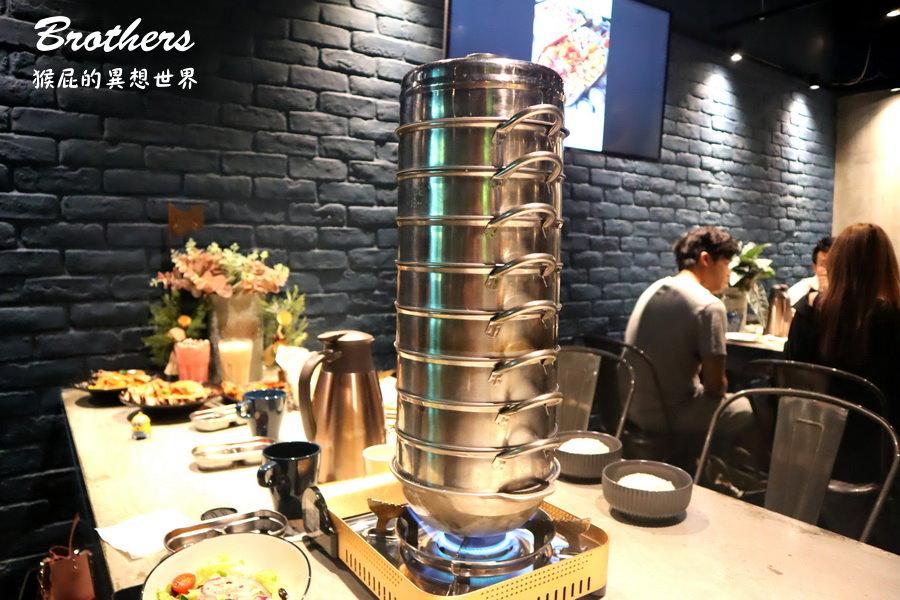 【一中街網美餐廳】8德司創意餐館隱藏版美食超浮誇101海鮮塔!台中好吃義大利麵!(台中網美餐廳、一中街美食、一中街餐廳) @猴屁的異想世界