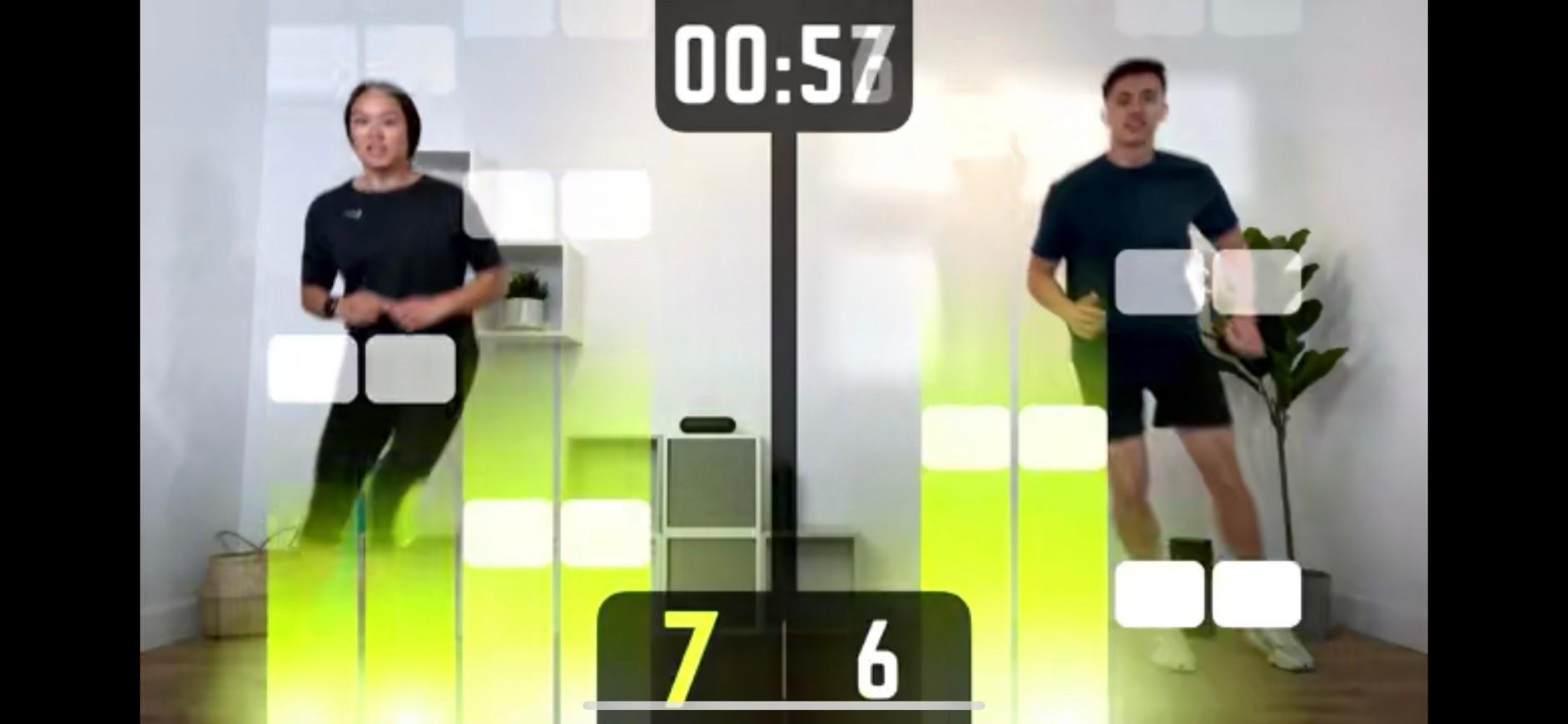 【運動健身】Active Arcade免費健身APP!沒有健身環也能在家運動!健康與健身APP下載排行第一名! @猴屁的異想世界