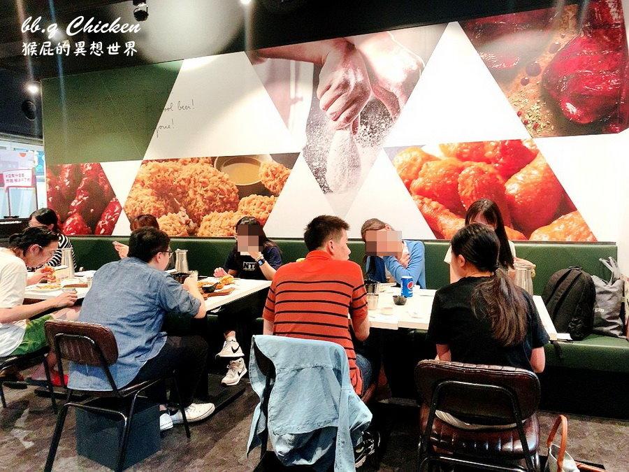 【公館美食】bbq chicken公館新開幕餐廳!韓式炸雞好好吃!韓劇愛的迫降、鬼怪裡出現的炸雞店!世界最大韓式炸雞店!(公館韓式炸雞推薦) @猴屁的異想世界