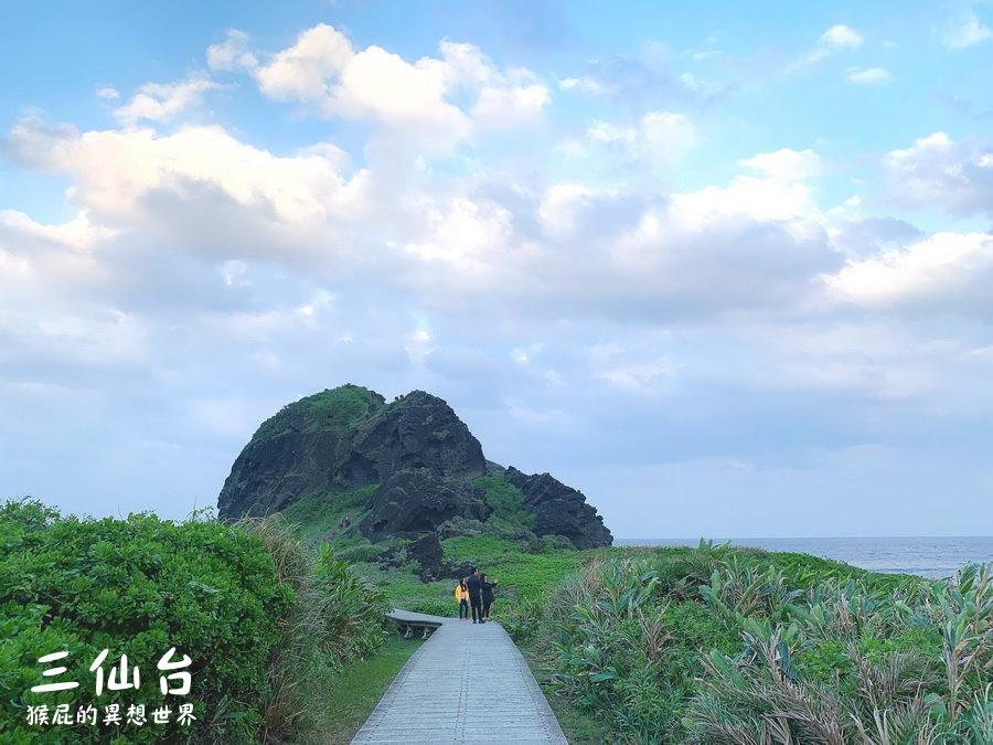 台東最美景點三仙台風景區!八拱跨海步橋超美!三仙台由來很有趣!免門票! @猴屁的異想世界