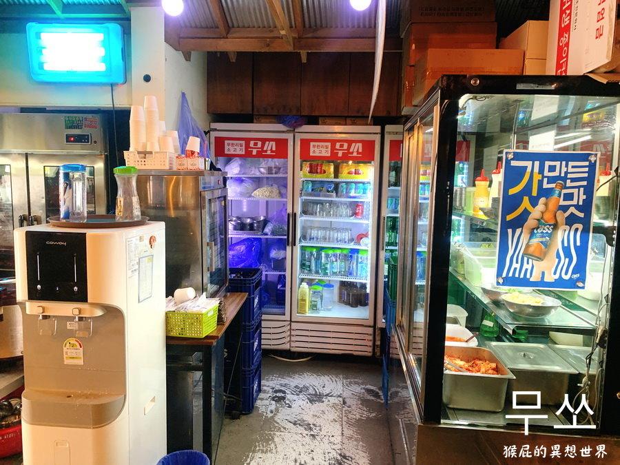 首爾24小時烤牛肉吃到飽 Muso 弘大店 (무쏘)!誤打誤撞發現一間平價韓式烤肉吃到飽! @猴屁的異想世界