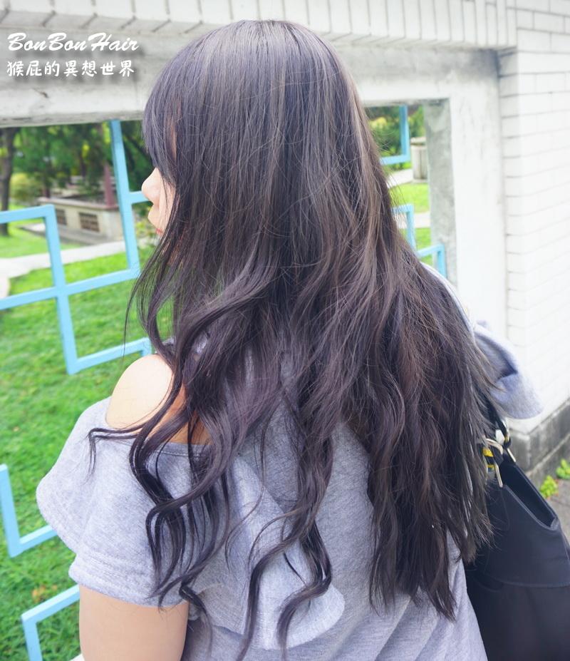 【台北中山】中山染髮推薦Bon Bon Hair二店!流行髮色霧灰藍!歐美色調灰霧藍冷色系髮色!捷運中山站美髮推薦BonBonHair設計師Mico! @猴屁的異想世界