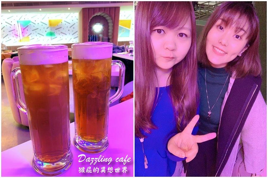 【台北東區】Dazzling Cafe蜜糖吐司!明太子義大利麵濃郁好吃!還有每日限量15個蜜糖甜甜圈!
