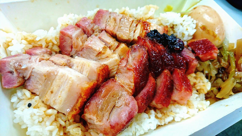 【台北新莊】香城燒臘小館超厲害港式燒臘!輔大周邊超人氣排隊美食! @猴屁的異想世界