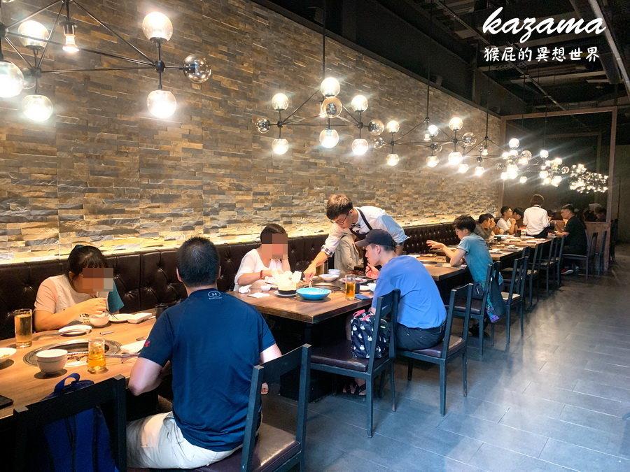 【台中美食】台中環境氣派質感燒肉店-燒肉風間Kazama!當日壽星可以抽獎有機會整桌免費!(台中慶生餐廳) @猴屁的異想世界