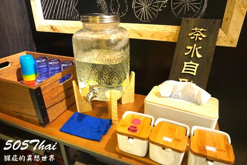 【新竹美食】新竹泰式料理推薦505 Thai泰式定食!椒麻雞超大塊!近竹北火車站!竹北泰式料理!內有505 thai菜單! @猴屁的異想世界