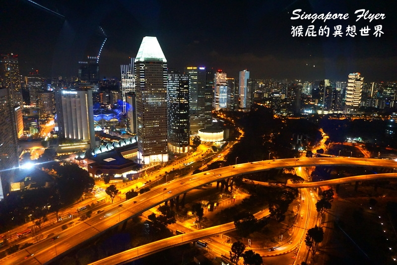 【新加坡自由行】新加坡摩天觀景輪&濱海灣花園門票!新加坡夜景超美!新加坡摩天輪klook門票! @猴屁的異想世界