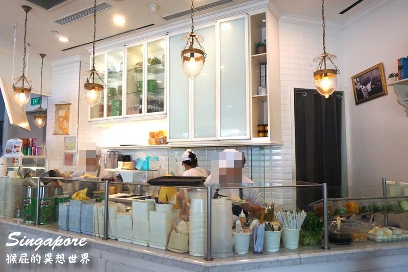 【新加坡自由行】新加坡必吃早午餐-Toast Box土司工坊!新加坡美食吐司、咖哩雞、叻沙、馬來滷麵等!(新加坡武吉士站) @猴屁的異想世界