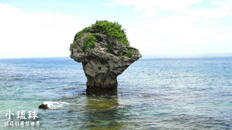【小琉球風景篇】尋找陳菊頭、花瓶岩、觀音石與三大知名景點(烏鬼洞、美人洞、山豬溝) @猴屁的異想世界