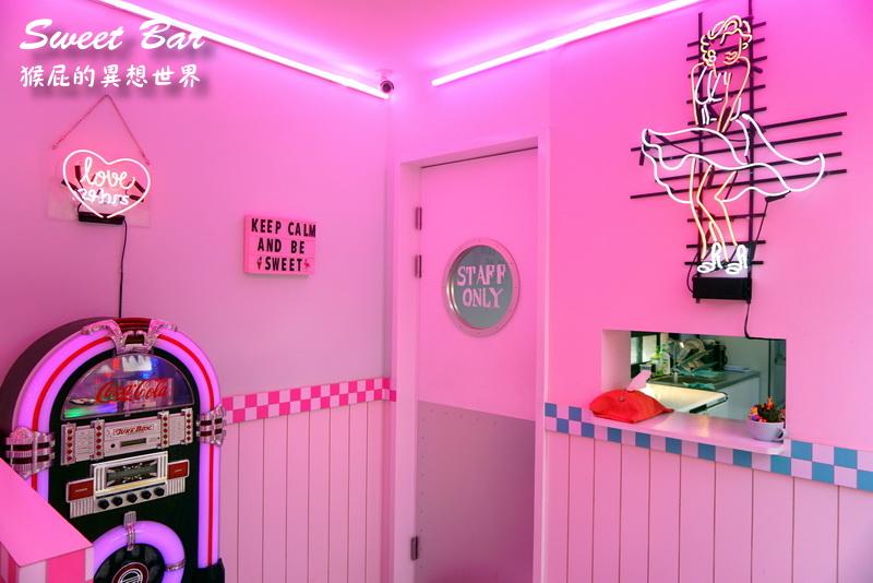 【墾丁美食】IG爆紅打卡景點-南風微甜Sweet Bar!超夢幻甜點!恆春超美貨櫃屋冰店!少女心大噴發!(內有南風微甜菜單) @猴屁的異想世界