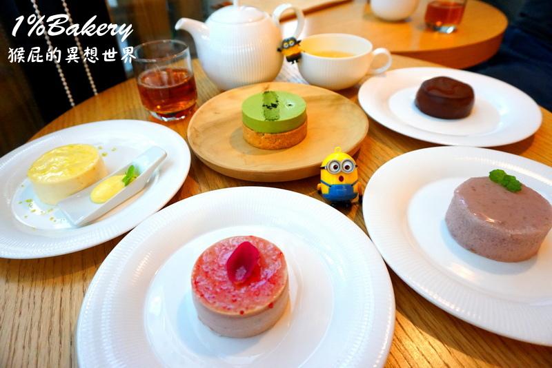 【台中美食】台中超優蛋糕甜點1%Bakery!多款精緻美味乳酪蛋糕!適合當伴手禮!還有彌月蛋糕試吃唷!(台中蛋糕推薦、台中甜點推薦)